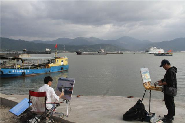 唱好发展山海经 宁海峡山走出渔村文艺范