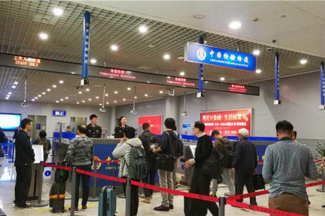 2017年宁波空港出入境人员数量再创历史新高