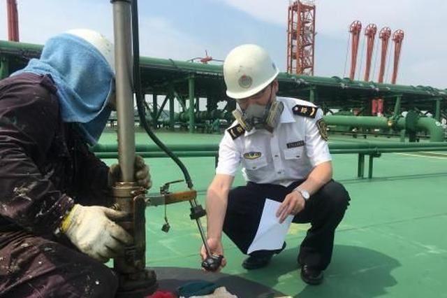 2017年浙江口岸进口原油近2600万吨