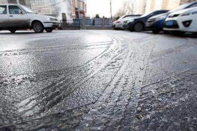 杭州发布冰冻预警 周一出行怎么走看这里