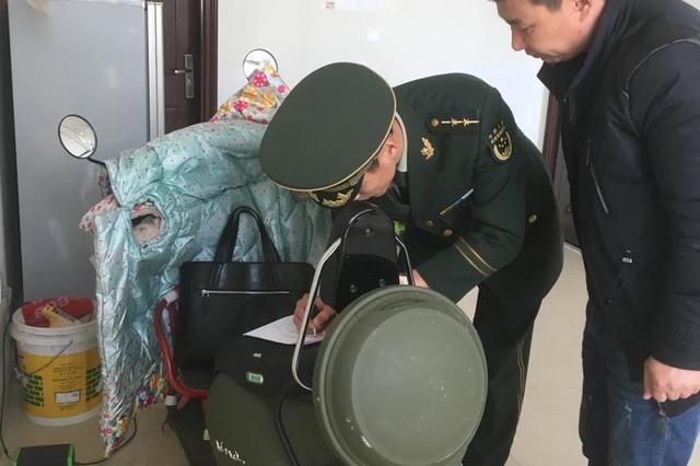宁波消防开展安全大检查 出租房火灾隐患不容忽视