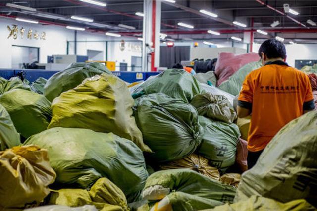 宁波进出境邮件业务保持稳定增长 17年超1300万件