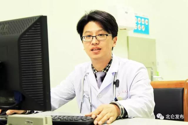 北仑一家医院儿科有个陆医生 经常被患儿家属点名