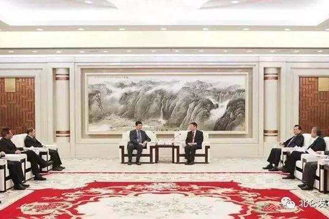 宁波北仑大有作为 北京航空航天大学来了