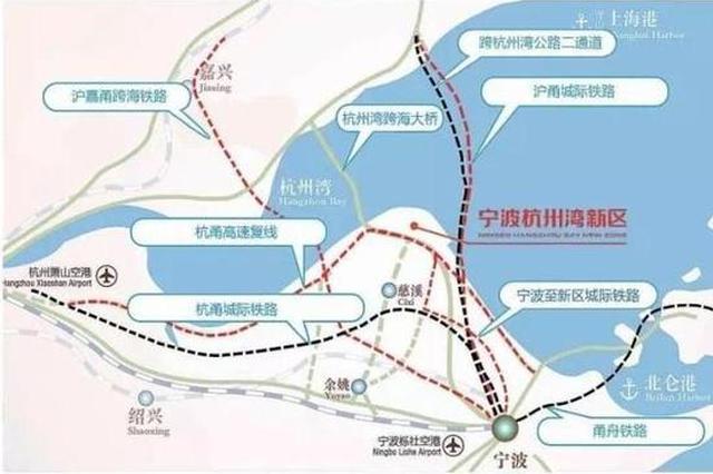 沪嘉甬铁路启动专家论证会 宁波到上海将缩短到51分钟