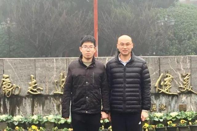 宁波镇海中学一学霸入选物理竞赛国家队