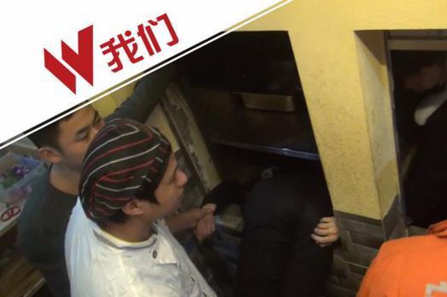 宁波一饭店传菜电梯吞人 男服务员胸部被夹身亡