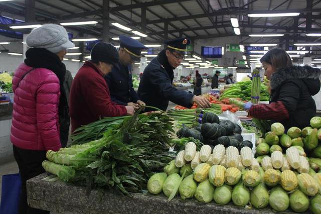 宁波市场监管部门春节食品大抽检 总体合格率99.34%