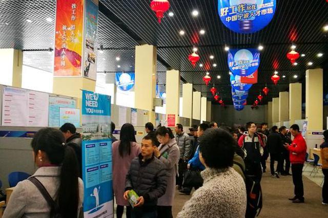 宁波节后工作哪里找 这里有32场招聘会等着你