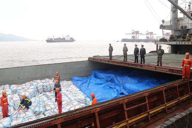 宁波海关发布去年缉私典型案例 有人走私了6000吨白糖
