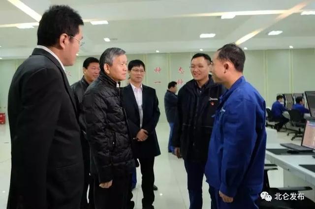 宁波市委书记慰问大年初一奋斗在岗位上的一线职工