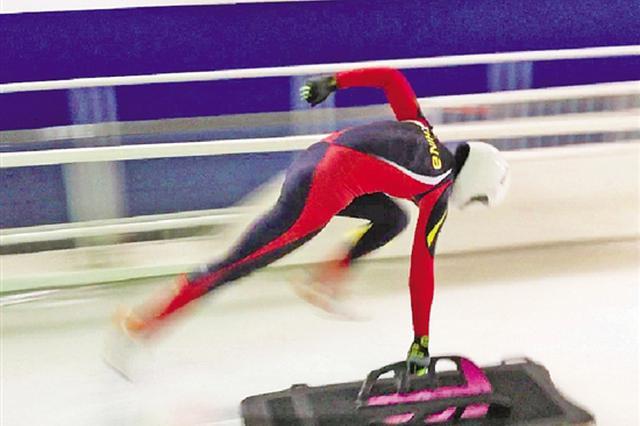 宁波19岁姑娘春节在加拿大苦练 梦想四年后征战冬奥
