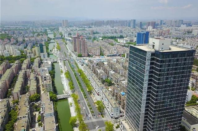 海曙又有新动作 生态环境城市环境都要修一修