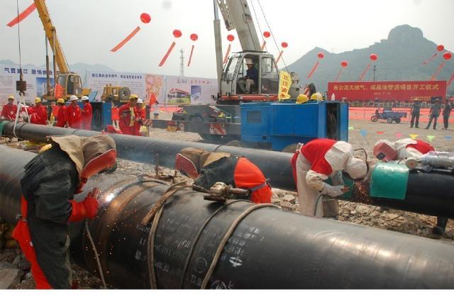 浙江沿海能源大动脉试运行成功 途经宁波等12个县市区