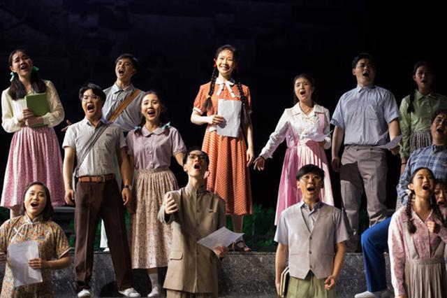 民族歌剧《呦呦鹿鸣》宁波首演后即将晋京演出