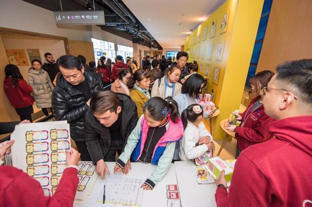 宁波首个一站式优质教育综合已试营业