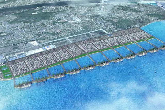 宁波舟山港梅山港区20万吨进港航道工程已交工验收