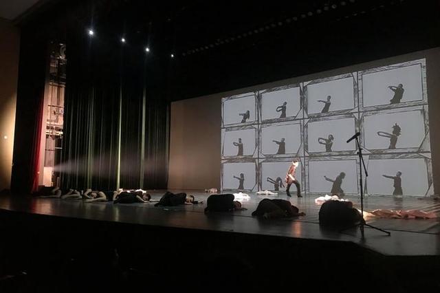 现代舞将走进甬城五高校 打造丰富的公共文化服务体验