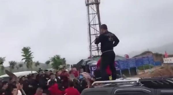 【非凡手机登录网址】委内瑞拉政府:小股军人在首都加拉加斯发动政变
