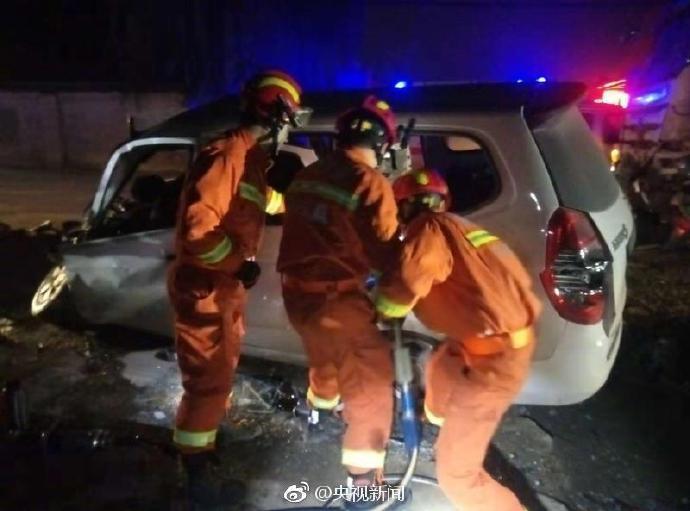 浙江温岭大溪发生槽罐车爆炸事故 已致9死112伤