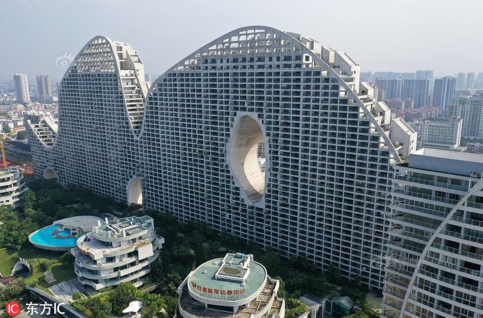 中式庭院风的雅致酒店