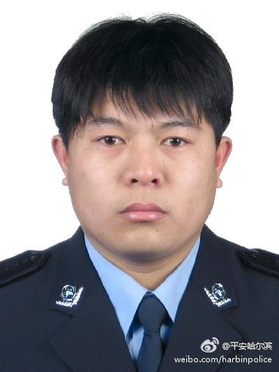 除夕夜 哈尔滨民警出警遭袭牺牲