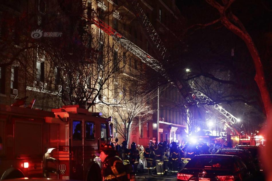 澳门永利开户:美国纽约布朗克斯区大楼又发生大火_已致至少23人伤