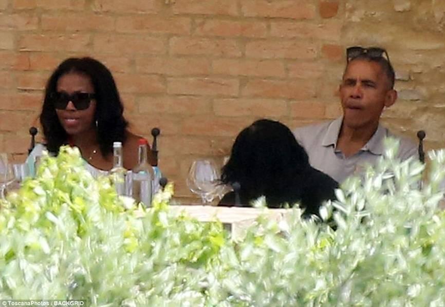 奥巴马退休后的度假生活 六架战斗