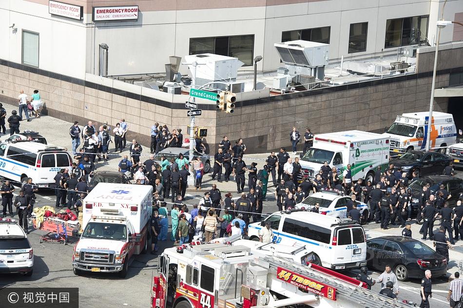 美国纽约市一医院发生枪击事件 多人中弹