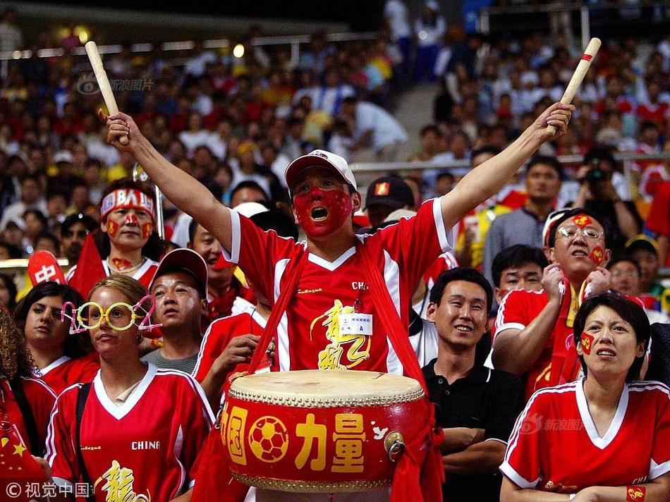 2002年6月8日,2002世界杯小组赛,中国Vs巴西.-40张照片里的改革...图片 143889 950x712