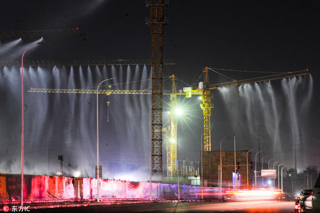 hydraulic lifting platforms