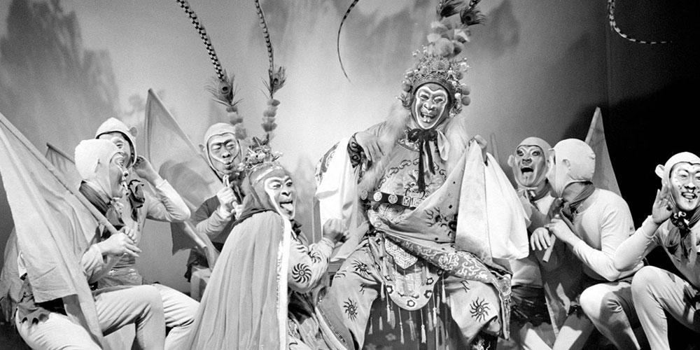 """【记忆】为什么""""美猴王""""是中国人的集体回忆?"""