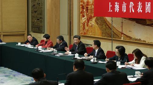 七常委参加地方代表团审议