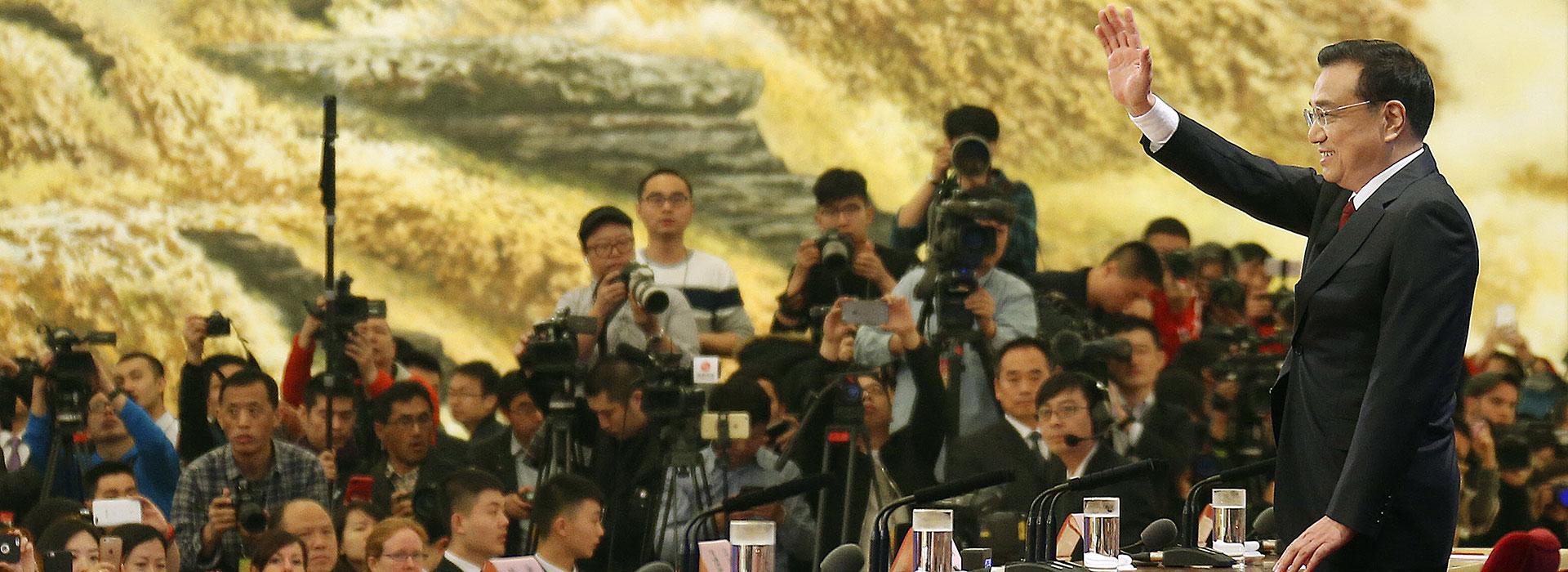 全国两会每日精选图片(3月16日)