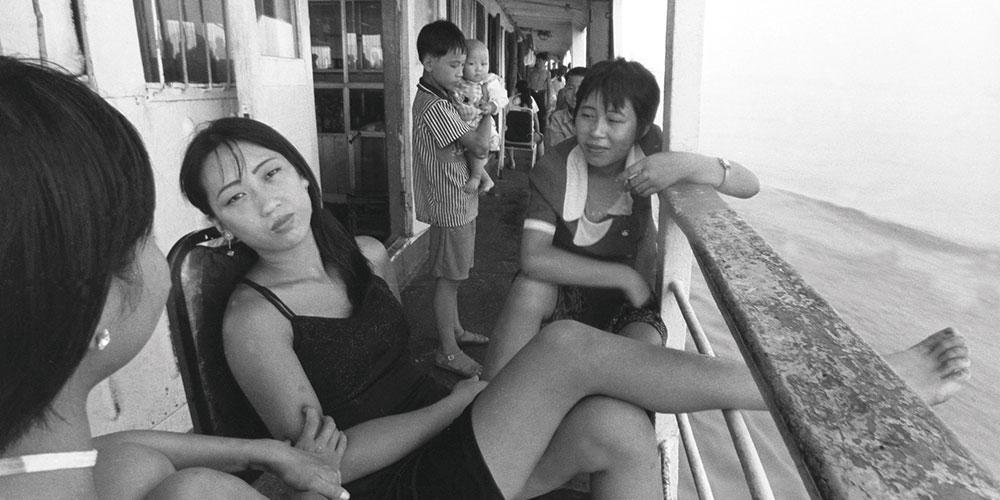 【记忆】那一年三峡移民,只有比较好的群众才能移民到上海