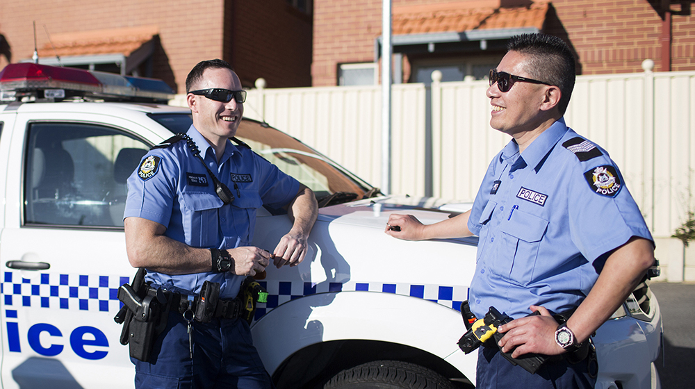 华人圈:我在澳洲当警察