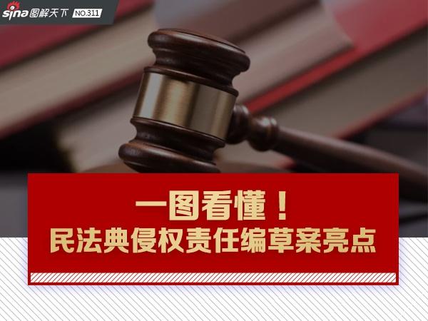 民法典侵权责任编草案亮点丨新浪新闻全国两会特别策划