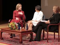 当传媒、地产、政界三大领域女性精英共聚一堂她们会聊什么?