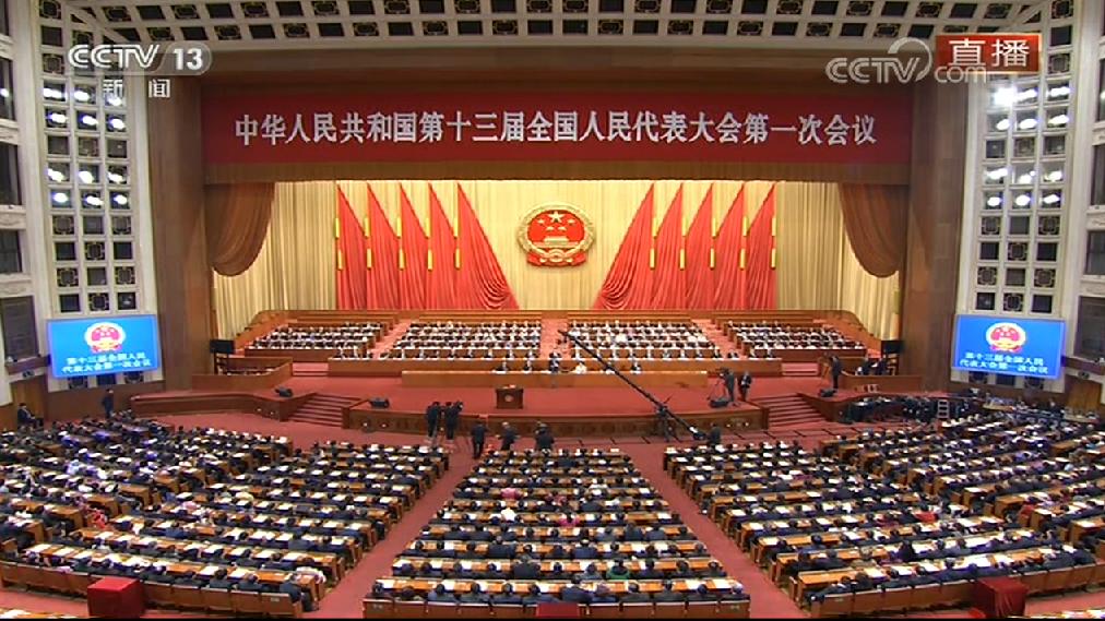 视频:国务院副总理、国务委员、秘书长集体进行宪法宣誓