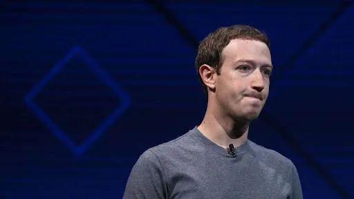脸书CEO扎克伯格资料图