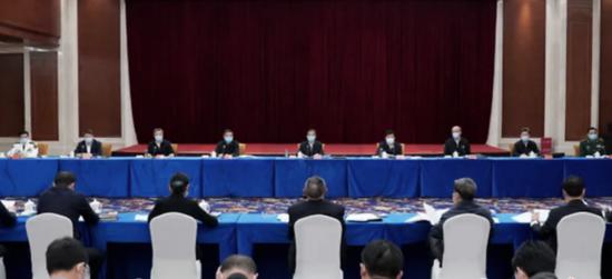 党中央决定成立这个小组后,公安部副部长担纲重任首亮相图片