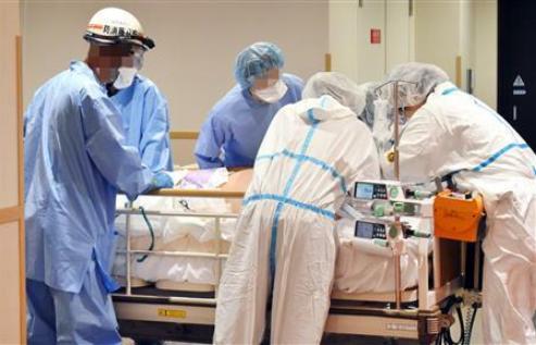 日本北海道七成医护精神负担大 除病毒还担心诽谤