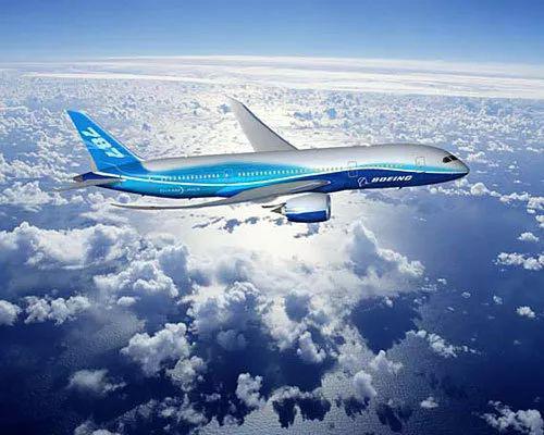 波音787客机(资料图)