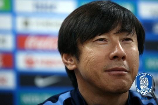 韩国队教练申台龙