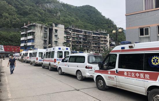 重庆一煤矿一氧化碳超限事故16人无生命体征图片