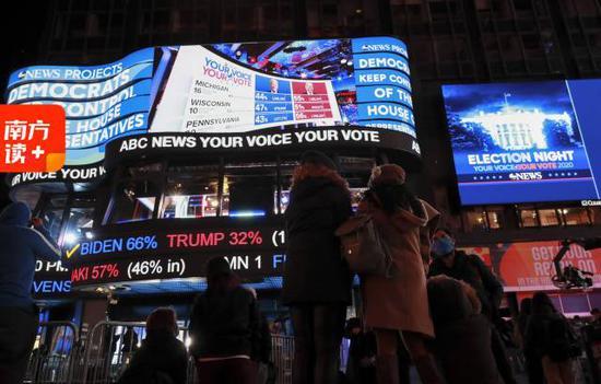 美国大选总览:拜登真的只差6票?双方后手还有这些招