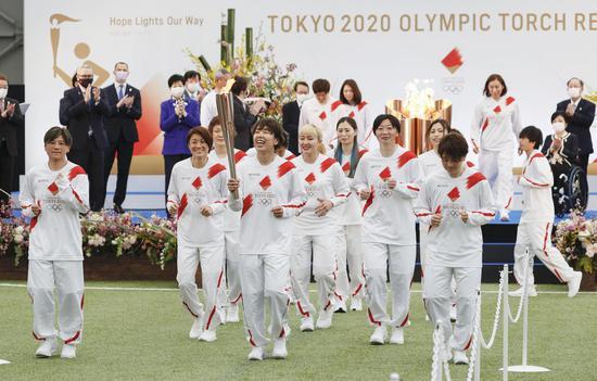 至少79人请辞奥运火炬手 包括近40位知名人物