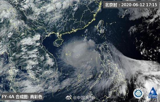 [天富]大阵风12级今年天富第2号台风图片