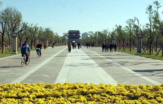 北京将启动第3阶段城南计划 4类空间支撑服务功能良缘到19楼