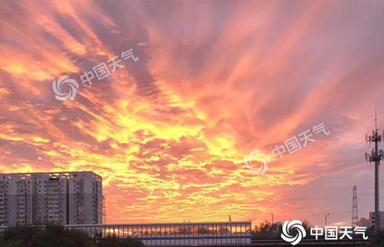 北京今明天云量较多体感舒适 21日起冷空气来袭